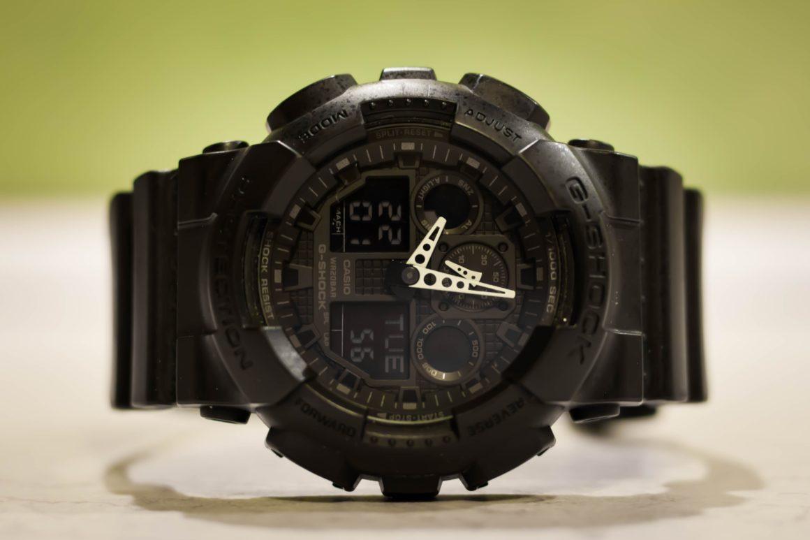 Indestructible G-Shock Watch
