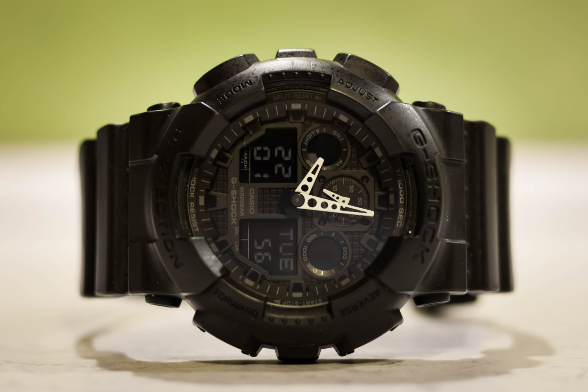 Indestructible G-Shock Watch