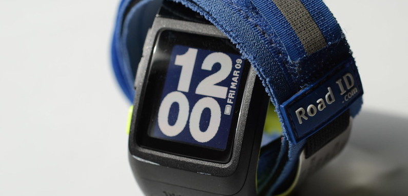 Nike+ GPS Watch with Road ID