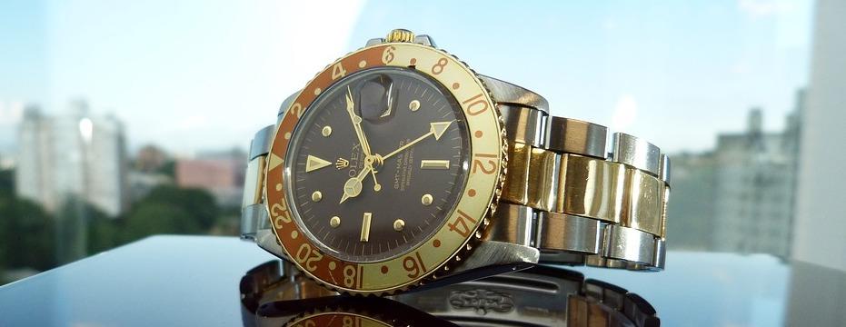 Gold Rolex GMT Master