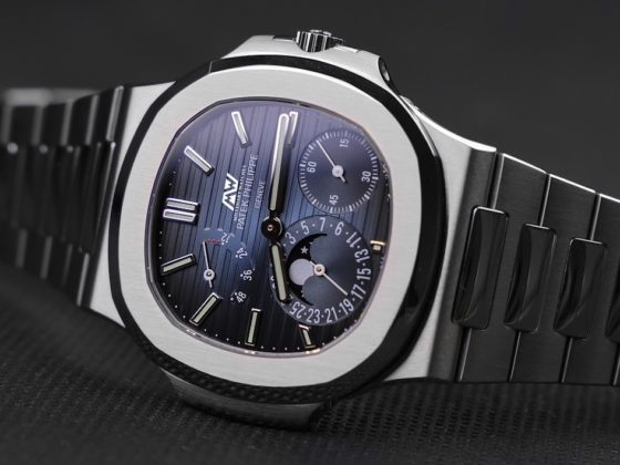 Patek Philippe Nautilus Watch