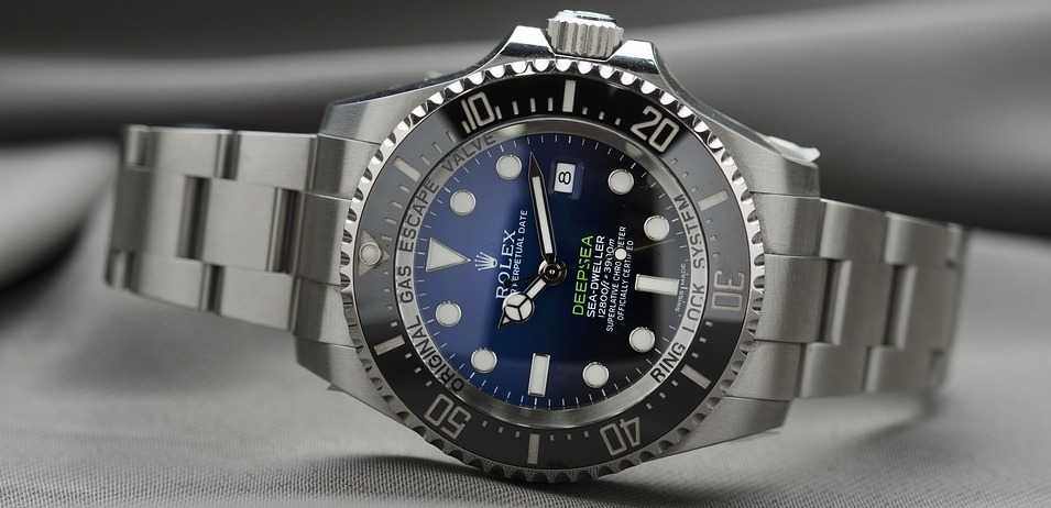 Rolex Deepsea Watch