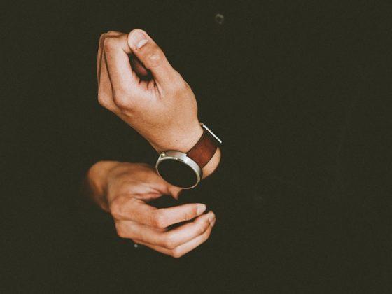 Watch on Wrist Sizing Guide