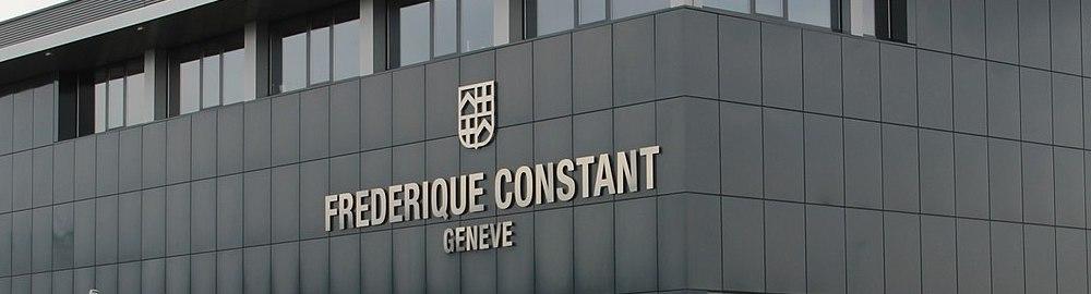Frédérique Constant Geneve Factory