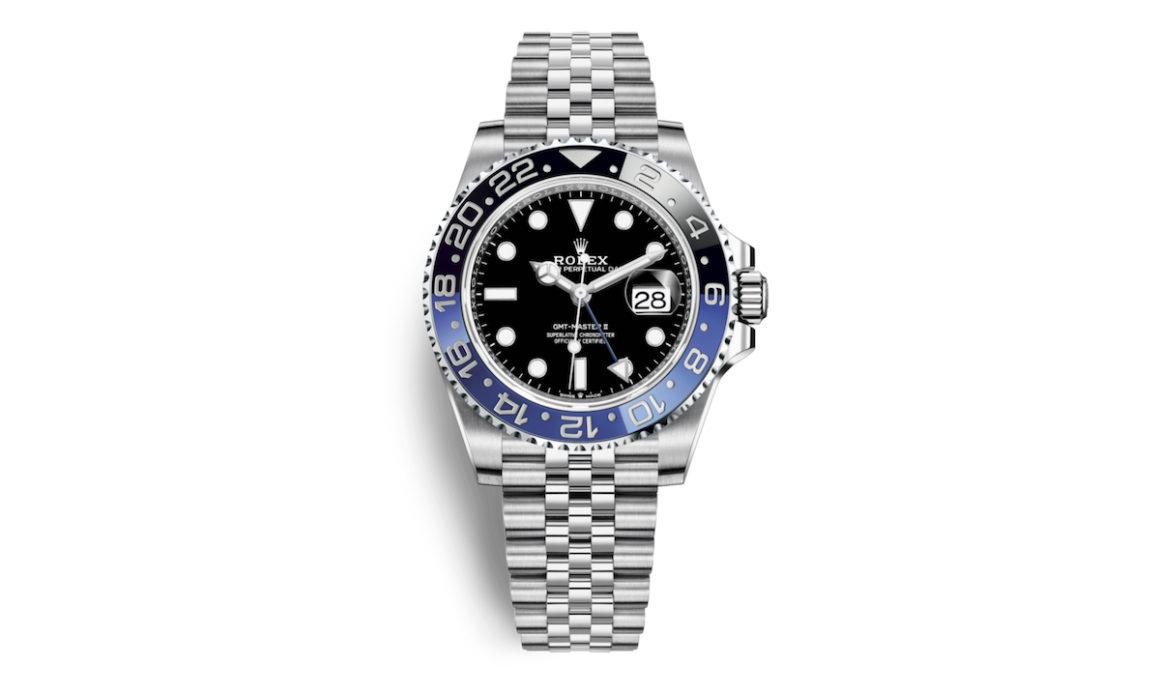 Rolex Batman Watch