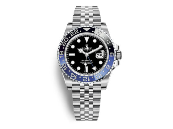 Rolex Batman Watch