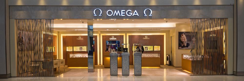 Omega Storefront