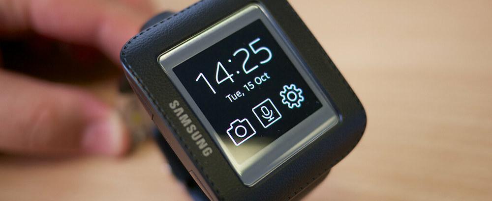 black-samsung-watch