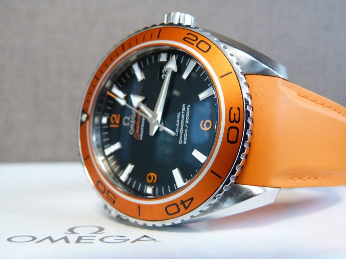 Omega-seamaster