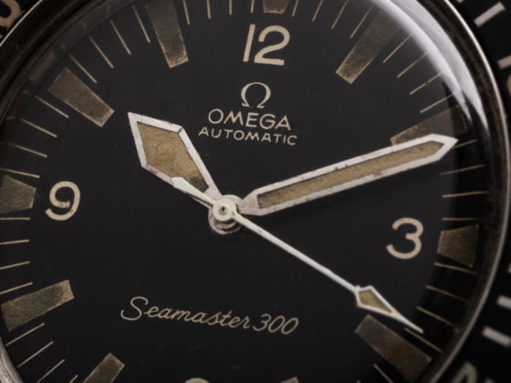 Omega Seamaster Railmaster Watch
