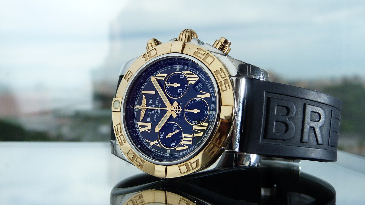 Breitling-watch