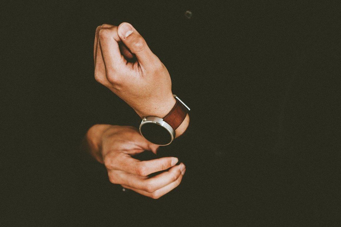 Budget-watch-on-wrist