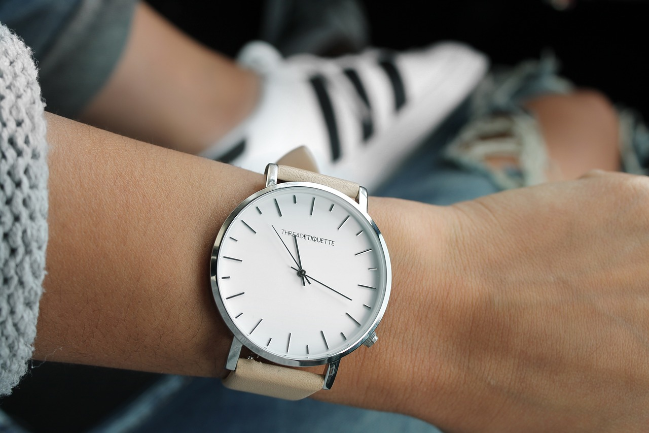 watch-on-womans-wrist