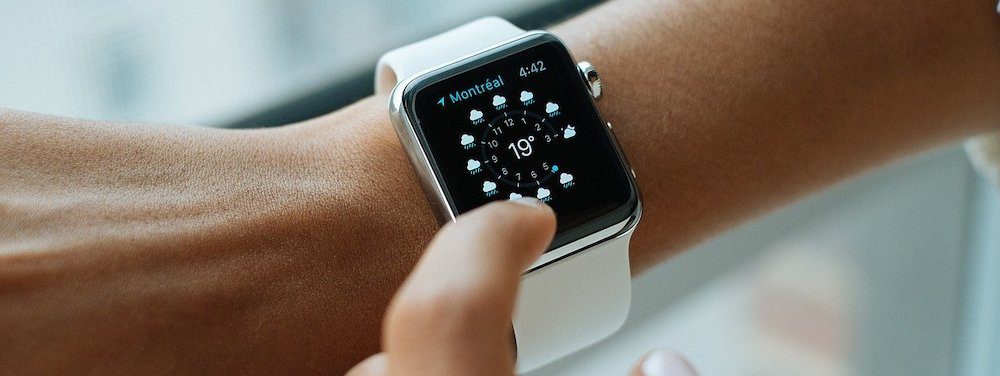 woman-tapping-smartwatch
