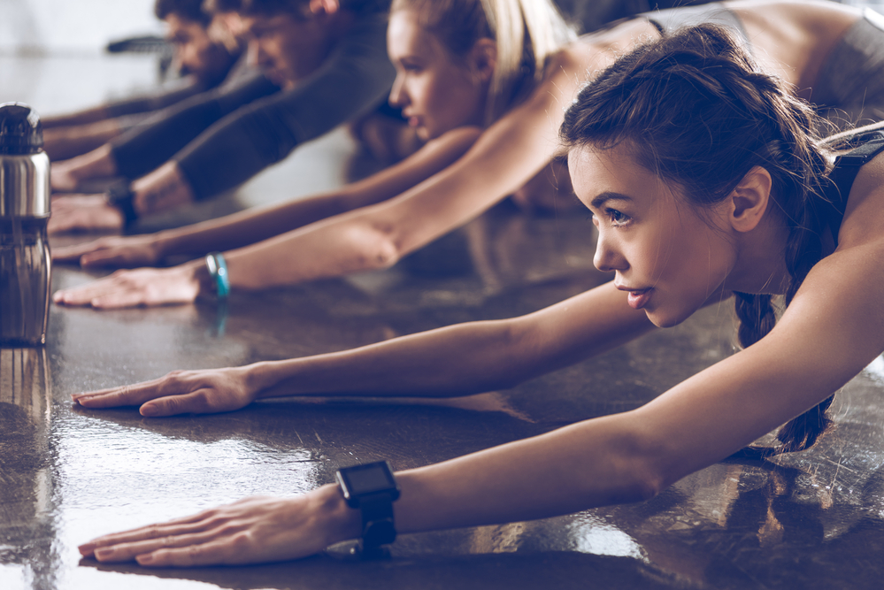 women-doing-yoga-wearing-heart-pressure-watches