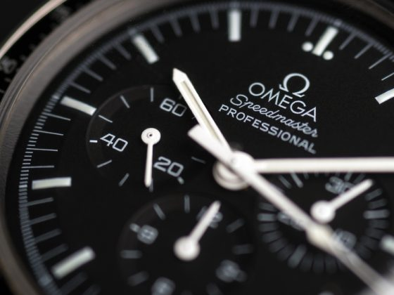 Omega Speedmaster Professional Racing Watch