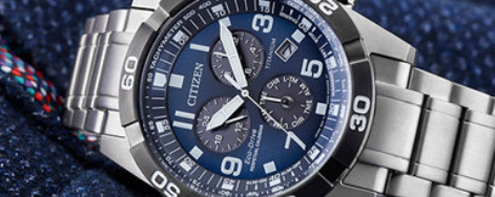 Citizen Watch Titanium