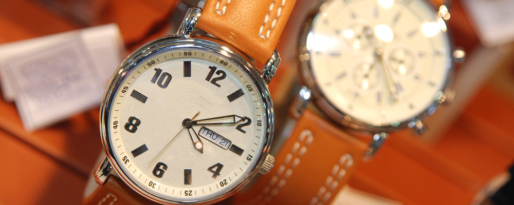 Leather watches