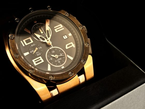 Luxury man watch