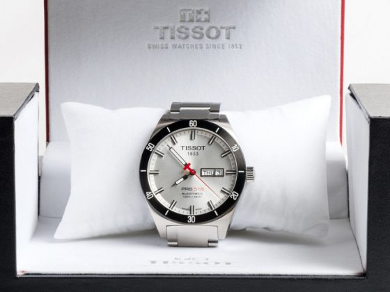 Wristwatch from Tissot