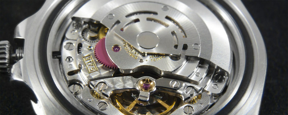 Wrist watch mechanism