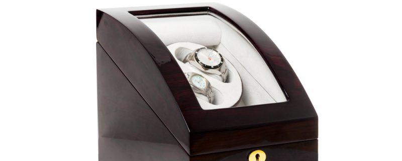 wristwatch storage box
