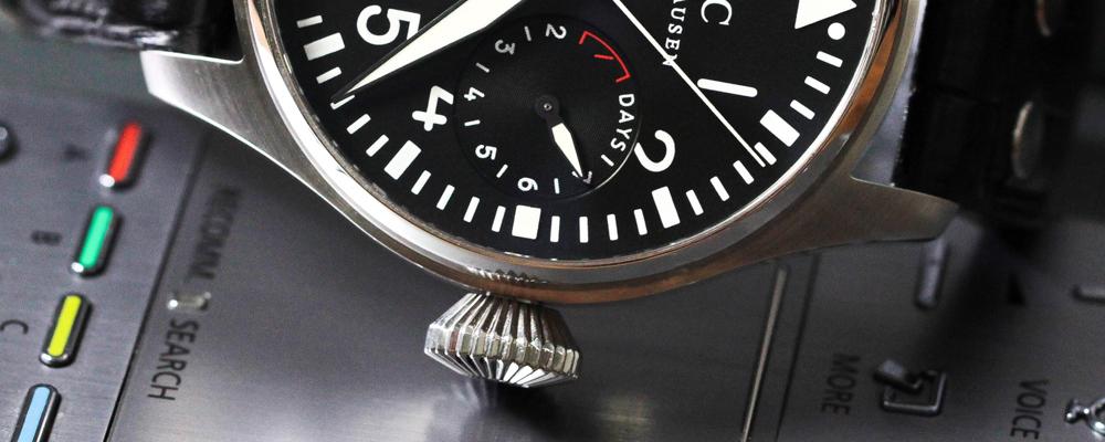 IWC wrist watch