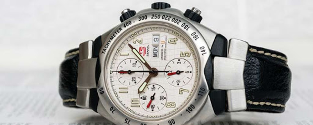 Geneve Senna 41 watch