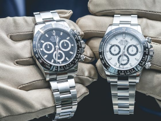 Two Luxury Rolex watches