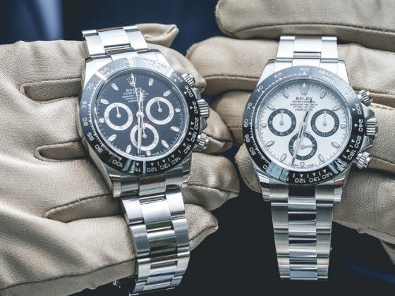 Two Luxury Rolex watches