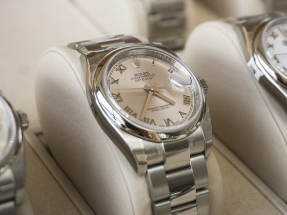 Collection of Luxury Rolex watches