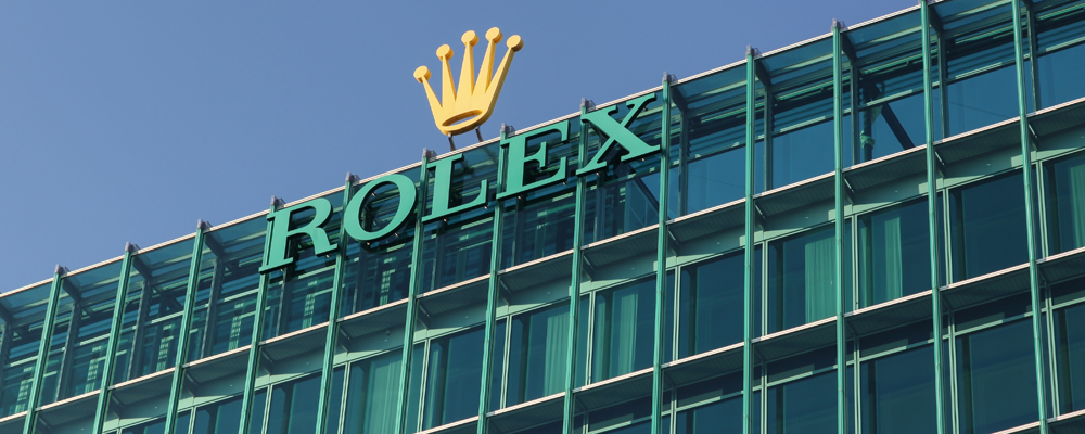 Rolex offices and headqu