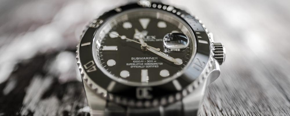 Rolex Diving Watch
