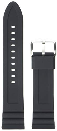 Fossil 22mm Silicone Watch Band
