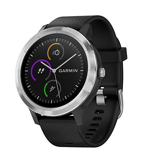 Besmon Garmin 010-01769-01 Vivoactive 3 GPS Fitness Smartwatch