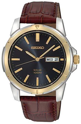 Seiko SNE102 Solar Watch