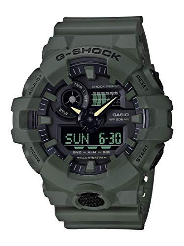 Casio Men's XL Series G-Shock Quartz 200M WR