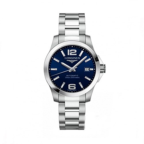 Longines Conquest Blue Dial Automatic