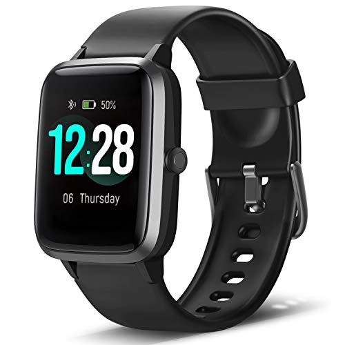 LETSCOM Smart Watch Fitness Tracker