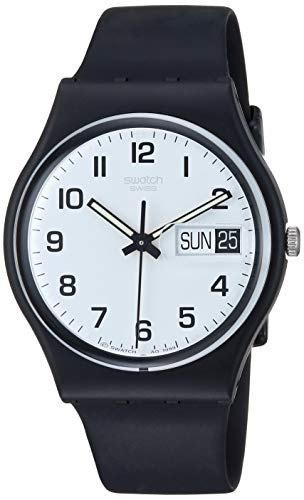Swatch Once Again White Dial Watch