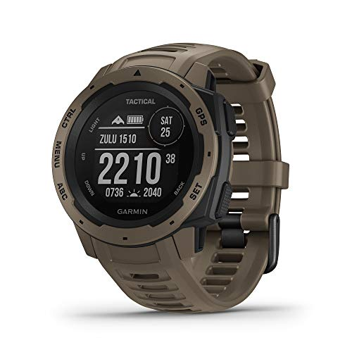 Garmin Instinct Tactical, Rugged GPS Watch