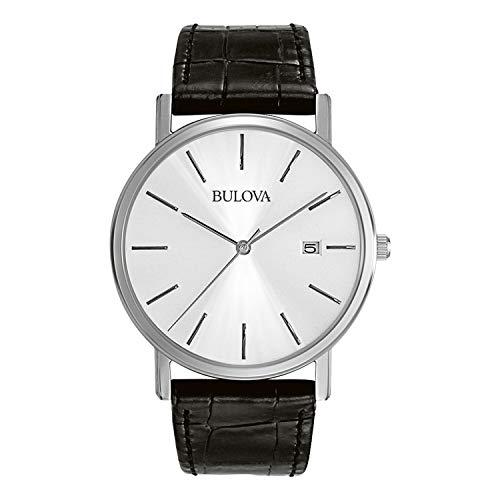 Bulova Straps Water Resistant Wristwatch