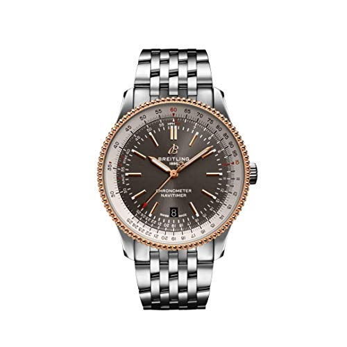 Breitling Navitimer Automatic 41mm Steel and Rose Gold