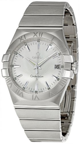 Omega Constellation Silver Dial Watch