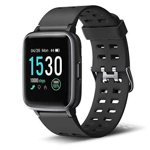 Letsfit Waterproof Activity Tracker Smart Watch