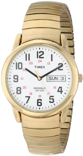 Timex Men's Day-Date Expansion Band Watch