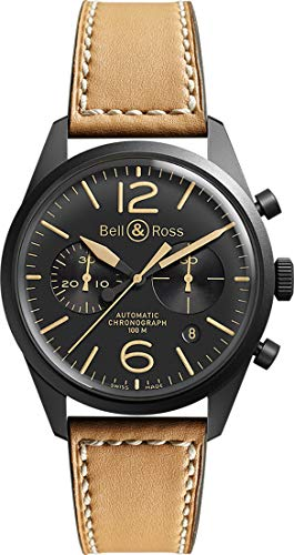 Bell & Ross 126 Vintage Heritage Chrono Watch