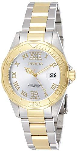 Invicta Pro Diver Two Tone Watch