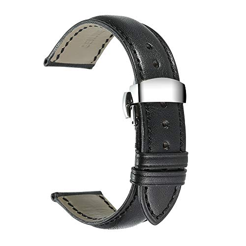 iStrap Genuine Leather Watch Band