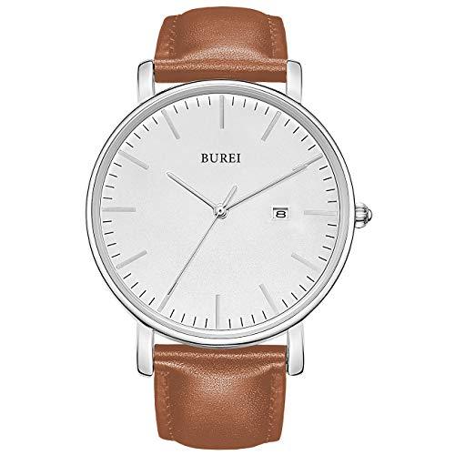 BUREI Minimalist Wrist Watch